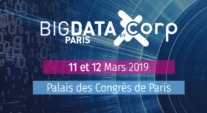 Synergy Edition a participé à l'édition 2019 du salon BIG DATA à Paris.